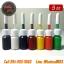 [SET 7COLORS/5CC] ชุดหมึกสักลายแบ่งขายคละสี 7 สี หมึกสัก สีสักลาย ขนาด 5 ซีซี Tattoo Ink Set (5ML - 7PC) thumbnail 8