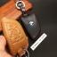 ซองหนังแท้ ใส่กุญแจรีโมทรถยนต์ รุ่นโลโก้เหล็ก Bmw X1,X5 Smart Key thumbnail 9