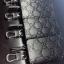 กระเป๋าซองหนังแท้ ใส่กุญแจรีโมทรถยนต์ รุ่นซิบรอบ พิมพ์ลาย Gucci thumbnail 5