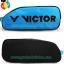 กระเป๋าใส่รองเท้าแบดมินตัน สีฟ้าดำ Victor รุ่น BR1308F thumbnail 2