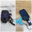 ซองหนังแท้ ใส่กุญแจรีโมท รุ่นด้ายสีหนังนิ่ม HONDA HR-V,CR-V,BR-V,JAZZ Smart Key 2 ปุ่ม thumbnail 8
