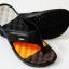 รองเท้าแตะ สำหรับท่าน ผู้ชาย สี ส้ม/ดำ thumbnail 4