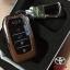 กรอบ-เคส ใส่กุญแจรีโมทรถยนต์ All New Toyota Fortuner TRD/Camry 2015-17 Smart 4 ปุ่ม โลโก้_เงิน thumbnail 3