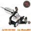 [DRAGONHAWK's HIGH SPEED] เครื่องสักคอย เครื่องสักคอยล์ เครื่องสักเดินเส้น เครื่องสักลายแทททู (SILVER Pure Copper / 10 Wrap Coils Tattoo Machine) thumbnail 7