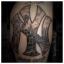 [KURO SUMI] หมึกสักคูโรซูมิ หมึกสักลายคูโรซูมิ สีสักลายสีดำลงเงา ระดับเข้ม ขวดแบ่งขายขนาด 1 ออนซ์ สีสักนำเข้าจากประเทศญี่ปุ่น Kuro Sumi ZHANG PO SINNER GREYWASH DARK Black Tattoo Shading Ink (1OZ/30ML) thumbnail 10