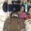 กระเป๋าถือ / หนังผ้าแบรนด์ GUCCI thumbnail 12