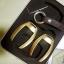 กรอบ-เคส ใส่กุญแจรีโมทรถยนต์ รุ่นอลูมิเนียม ตูดตัด Mercedes Benz Smart Key thumbnail 13