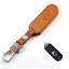 ซองหนังแท้ ใส่กุญแจรีโมทรถยนต์ Mazda 2,3/CX-3,5 Smart Key 2 ปุ่ม thumbnail 8