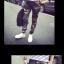 กางเกง Jogger pants ลายพราง thumbnail 3