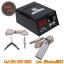 [SET B1] ชุดเครื่องสักคอยล์ Double เครื่องสักลายครบชุด พร้อมอุปกรณ์สัก หมึกสัก สีสัก เข็มสัก (DragonHawk Pro-2 Tattoo Machine Set) thumbnail 3