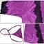 เซ็กซี่ชุดชั้นในลูกไม้ Robe ชุดนอน Nightgown + G-String สีขาว+ชมพูอ่อน thumbnail 8