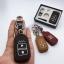 ซองหนังแท้ ใส่กุญแจรีโมทรถยนต์ รุ่น Exta HONDA HR-V,CR-V,BR-V,JAZZ Smart Key 2 ปุ่ม thumbnail 8