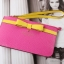 กระเป๋าสตางค์กระเป๋าคลัทช์ Kate Spade มินิ โบว์ทอง/กระเป๋าสีเงิน thumbnail 7