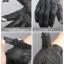 ถุงมือขี่มอเตอร์ไซค์ Komine GK-118 สียีนส์ดำ thumbnail 5