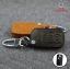 ซองหนังแท้ ใส่กุญแจรีโมทรถยนต์ หนัง Hi-End Honda City,Civic,Crv Keyless 2 ปุ่ม thumbnail 7