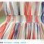 ชุดเดรสยาวสีครีม สลับสีแดง ผ้าชีฟอง แขนกุด คอเต่า เอวยืด สวยหวาน thumbnail 3