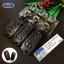 ซองหนังแท้ ใส่กุญแจรีโมทรถยนต์ รุ่นด้ายสีคลาสสิค All New Ford Ranger,Everest 2015-18 thumbnail 4