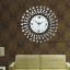 นาฬิกาแขวนผนัง - ประดับด้วยคริสตัล สวยหรู สไตล์ยุโรป ผลิตจากเหล็กดัดอย่างดี (Pre) thumbnail 7