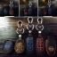 ซองหนังแท้ ใส่กุญแจรีโมท รุ่นด้ายสี พิมพ์โลโก้ Nissan Teana,Almera,Sylphy,Xtrail Smart Key 4 ปุ่ม thumbnail 8
