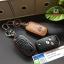 ซองหนังแท้ ใส่กุญแจรีโมทรถยนต์ Honda Civic FB,Accord G8 รุ่นโลโก้ H-เงิน พับข้าง 3 ปุ่ม thumbnail 5