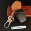 ซองหนังแท้ ใส่กุญแจรีโมทรถยนต์ ISUZU D-Max X-Series รุ่นดอกกุญแจ thumbnail 3
