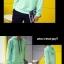 เสื้อ sweater มีฮู้ท thumbnail 6