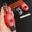 กรอบ-เคส ใส่กุญแจรีโมทรถยนต์ รุ่นเรืองแสง Mercedes Benz Smart Key thumbnail 8