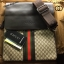 กระเป๋าสะพายข้างผู้ชาย GUCCI เกรดพรีเมี่ยม ซิปรอบข้าง thumbnail 1