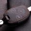 ซองหนังแท้ใส่ กุญแจรีโมทรถยนต์ Honda City/Jazz/Civic/CRV/Accord รุ่น 3 ปุ่มกด thumbnail 3