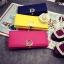 กระเป๋าสตางค์ Dior wallet งานมิลเลอร์ หนังแท้ทั้งใบ thumbnail 2