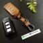 ซองหนังแท้ ใส่กุญแจรีโมทรถยนต์ รุ่นเรืองแสง Mitsubishi Mirage,Attrage,Triton,Pajero thumbnail 4