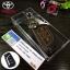ซองหนังแท้ ใส่กุญแจรีโมท รุ่นด้ายสี พิมพ์โลโก้ Toyota Hilux Revo,New Altis 2014-16 พับข้าง 3 ปุ่ม thumbnail 7