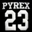 หมวกแฟชั่น หมวกฮิปฮอป บีบอย PYREX23GD สีดำ thumbnail 11