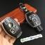 กรอบ-เคส ใส่กุญแจรีโมทรถยนต์ รุ่นเรืองแสง Mercedes Benz Smart Key thumbnail 9