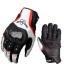 ถุงมือขี่มอเตอร์ไซค์ ยี่ห้อ ACOOLBAR สี สีขาว-แดง ไซน์ L thumbnail 4