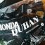 ชุดขี่มอเตอร์ไซค์ เสื้อแจ็คเก็ต เสื้อการ์ดอ่อน DUHAN HONDA ไซส์ L สีดำ thumbnail 3