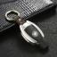 กรอบ-เคส ใส่กุญแจรีโมทรถยนต์ รุ่นอลูมิเนียม ตูดตัด Mercedes Benz Smart Key thumbnail 6