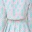 ชุดทำงานแฟชั่นเกาหลี ชุดทำงานออฟฟิศสวยๆ มินิเดรสสีชมพู ฟ้า เซ็ท 2 ชิ้น เสื้อคลุม + เดรสสั้น เข้าชุดกันสวยมากๆ ( S M L XL ) thumbnail 9