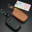 ซองหนังแท้ ใส่กุญแจรีโมทรถยนต์ Toyota Hilux Revo Smat Key 3 ปุ่ม thumbnail 8