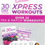Xpress Workouts: 10-Minute 30-Day Solution System, 5 DVDs thumbnail 2