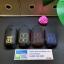 ซองหนังแท้ ใส่กุญแจรีโมท รุ่นด้ายสีหนังนิ่ม HONDA HR-V,CR-V,BR-V,JAZZ Smart Key 2 ปุ่ม thumbnail 2