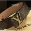 เข็มขัด Louis Vuitton ลายโมโนแกรม : เกรดพรีเมี่ยม สีน้ำตาล thumbnail 3