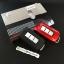 กรอบ-เคส ใส่กุญแจรีโมทรถยนต์ Mitsubishi Mirage,Attrage,Triton,Pajero ABS Smart Key 2,3 ปุ่ม สีดำเงา thumbnail 5