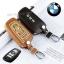 ซองหนังแท้ใส่กุญแจรีโมทรถยนต์ รุ่นเรืองแสง Bmw New Series 3,5 thumbnail 1