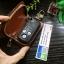 กระเป๋าซองหนัง ใส่กุญแจรีโมทรถยนต์ รุ่นซิบรอบ พิมพ์ลายโลโก้ Gucci thumbnail 7