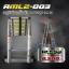 รุ่นใหม่ (อลูมิเนียมทั้งตัว) บันไดอลูมิเนียม รุ่น AML2-003 ทรงเอสูง 3.8 m thumbnail 1