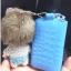 กระเป๋าซองหนังใส่ กุญแจรีโมทรถยนต์ ประดับคริสตัล DIY หลากสี (ไม่รวม-ตุ๊กตา) thumbnail 4