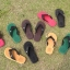 รองเท้าแตะผู้ชาย K - Swiss inspired Plush 2 สี เทา,แดง,เขียว thumbnail 15