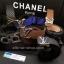 เข็มขัด Louis Vuitton ลายไทก้า งาน:พรีเมี่ยม สี ดำ,น้ำตาล thumbnail 8