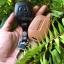 ซองหนังแท้ ใส่กุญแจรีโมทรถยนต์ ISUZU D-Max X-Series รุ่นดอกกุญแจ thumbnail 12